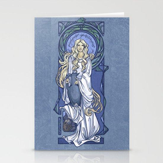 Galadriel Nouveau Stationery Cards