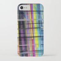 my mad fat diary iPhone & iPod Cases featuring Mad Plaid by Lynsey Ledray