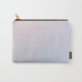 POWDER CANDY - Minimal Plain Soft Mood Color Blend Prints Carry-All Pouch