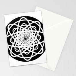 Not Quite Tangled Inside Out Stationery Cards