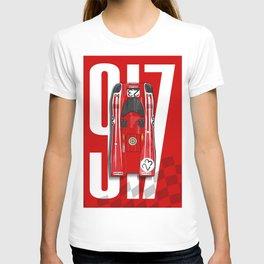 917 Salzburg Top Tribute T-shirt