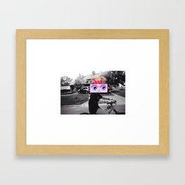 MonstaTown Framed Art Print