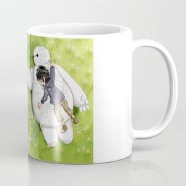 BAYMAX NAP TIME Coffee Mug