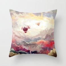 Zeppelins Throw Pillow