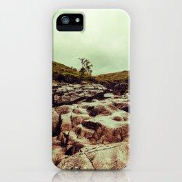 SCOTLAND / Glen Etive, Highlands / 02 iPhone Case