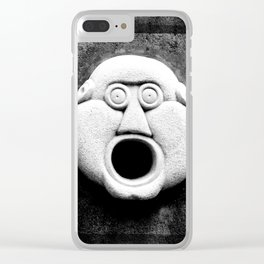 What a Surprise Clear iPhone Case