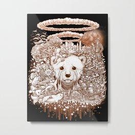 Winya No.17 Metal Print