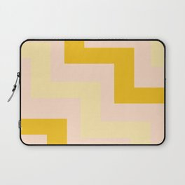 Chevron diagonal 90s Laptop Sleeve
