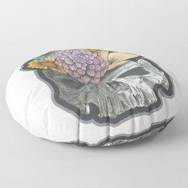 Make Yourself Useful! Floor Pillow