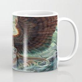 Scorpion Tailed Hawk Coffee Mug