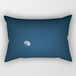 Moon I Rectangular Pillow