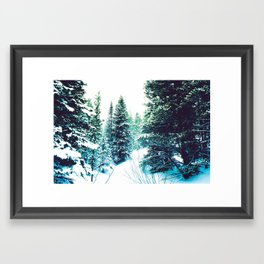 Lost Again Framed Art Print