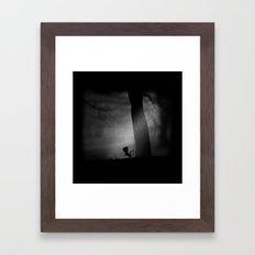 Limbo Fun Framed Art Print