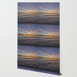 SUNRISE ON THE ADRIATIC SEA Wallpaper