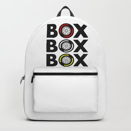 Box Box Box Backpack