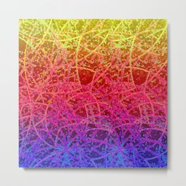 Informel Art Abstract G56 Metal Print