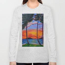 Majestic Maui Moment Long Sleeve T-shirt