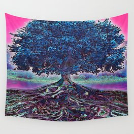 Really Rooted 2 Wall Tapestry