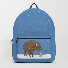 buffalo & prairie dog - I've got you covered Backpack