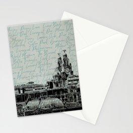 Liverpool Landmarks Stationery Cards