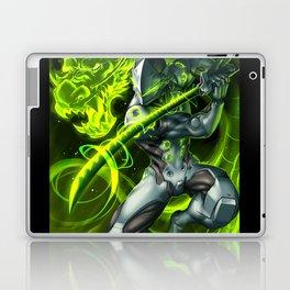genji Laptop & iPad Skin
