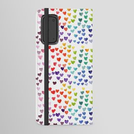 I Heart You Android Wallet Case