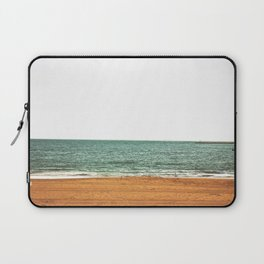 down by the sea - seaside - artprint Laptop Sleeve