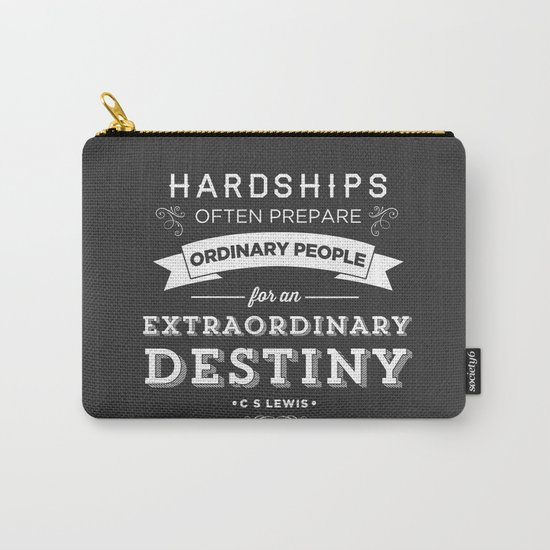 CS Lewis - Extraordinary Carry-All Pouch