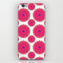 Pink Mandalas iPhone Skin