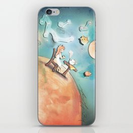 Apricots [From Super Mario Galaxy] iPhone Skin