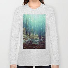 Forest Light 02 Long Sleeve T-shirt