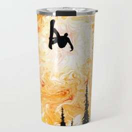 Fire Sky Travel Mug