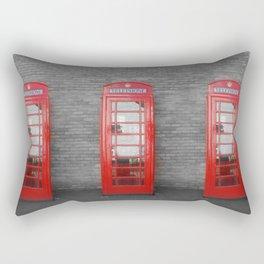 Phone Box Fun Rectangular Pillow