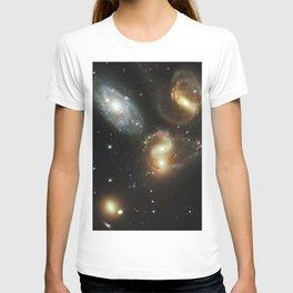 Galactic wreckage T-shirt
