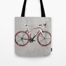 Race Bike Tote Bag
