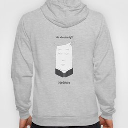 No electricity? Meditate! Hoody