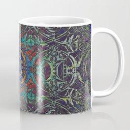 Ironwork Psychedelic Coffee Mug