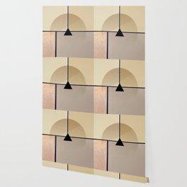 Toned Down - Small Triangle Wallpaper