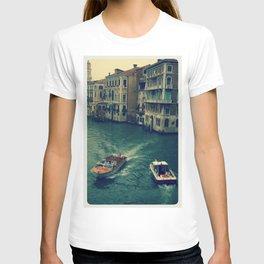 Venice, Grand Canal 3 T-shirt