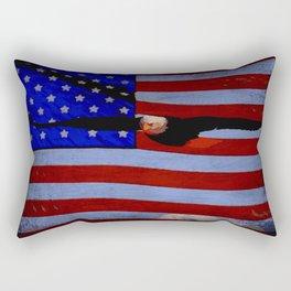 America!! Rectangular Pillow