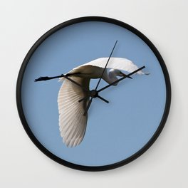 Flying Bird Wall Clock