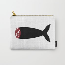 Sausage Fish Carry-All Pouch
