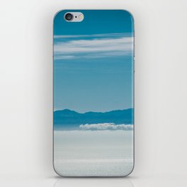 Somewhere Over the Clouds iPhone Skin