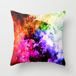 σ Al Niyat Throw Pillow