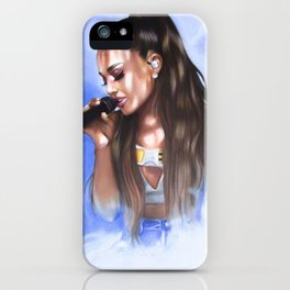 Moonlight Drawing iPhone Case