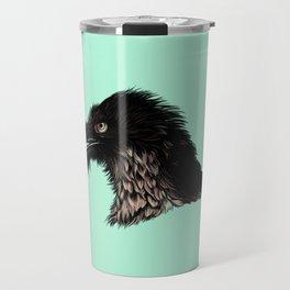 The Vulture. Travel Mug