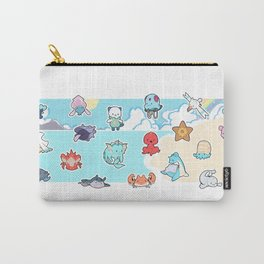 Water Pocket Monsters Carry-All Pouch