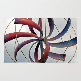 Windmill Rug