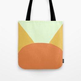 Deyoung Orange Tote Bag