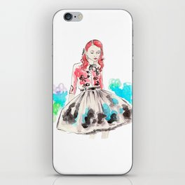 Sea of Shoes iPhone Skin